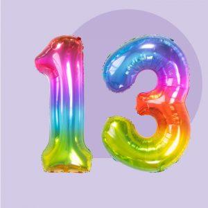 13 Jaar