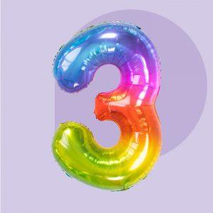 3 Jaar