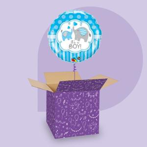 Ballonpost Geboorte