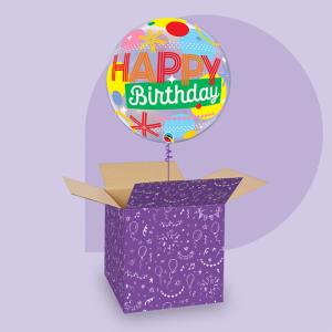 Ballonpost Verjaardag