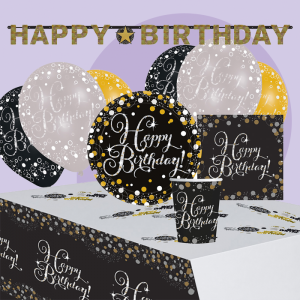 Verjaardag Feestpakket
