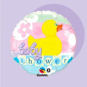 Folieballonnen Babyshower