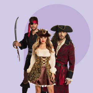 Piraten Feestkleding