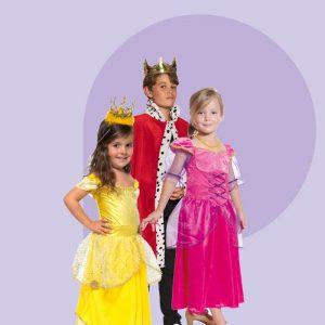Prinsessen Feestkleding
