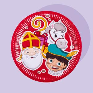 Sinterklaas - Decoratie Sinterklaas