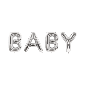 Folieballonnen Geboorte