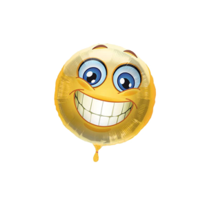Folieballonnen Emoji / Smiley