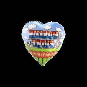 Folieballonnen Welkom Thuis