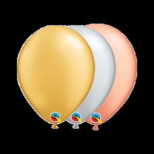 Metallic kleuren