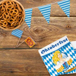 Oktoberfest decoratie