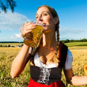 Oktoberfest kleding vrouwen